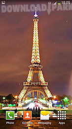 paris by cute live wallpapers and backgrounds