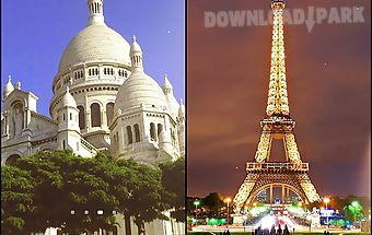 Paris by cute live wallpapers an..