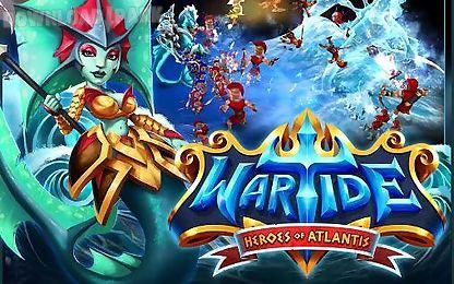 wartide: heroes of atlantis
