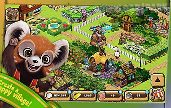 Brightwood age of farm world