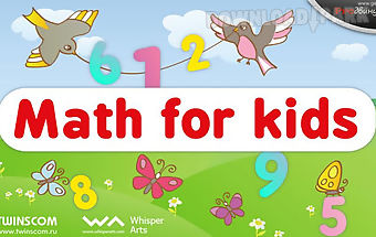 Mathematics and numbers kids