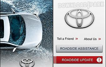 Toyota roadside assist