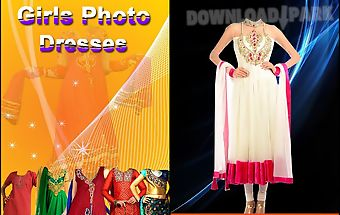 Indian girls photo dress