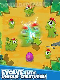Kiziland evolution - idle game Android Game free download in Apk