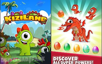 Kiziland evolution - idle game