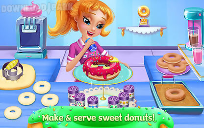 my sweet bakery - donut shop