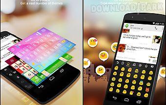 Romanian for go keyboard-emoji