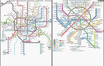 Subway maps