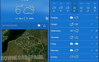 Kmi - irm: .be weather