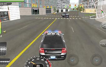 Mad cop3 police car race drift