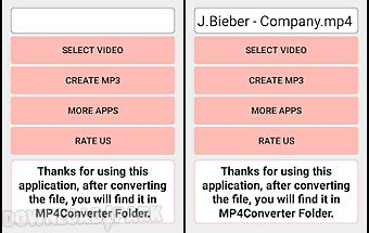 Mp4 to mp3 converter format