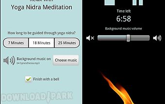Yoga nidra meditation (free)