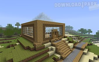 Building for minecraft pe