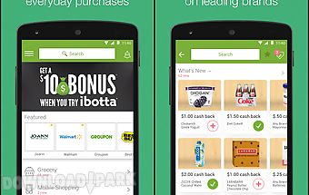 Ibotta: cash savings & coupons