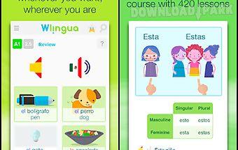 Learn spanish - español
