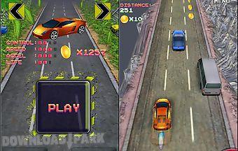 Car racing 3d - pro