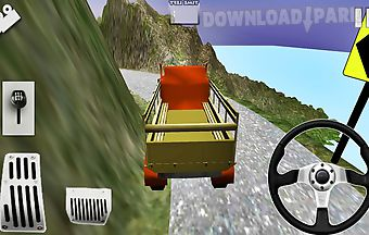Cargo deliver speed simulator