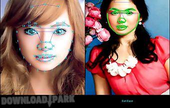 Face mark