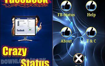 Facebook crazy status