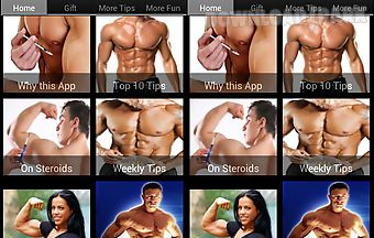 How to build muscle with or with..