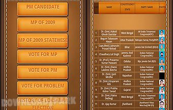 Indian election online voting