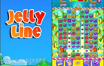 Jelly line by gera mobile