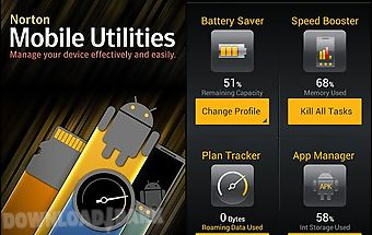 Norton mobile utilities beta