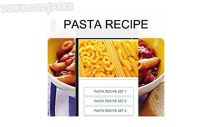 Pasta recipes food android aplicacin gratis descargar apk pasta recipes food forumfinder Image collections