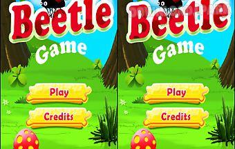 Run fast beetle game