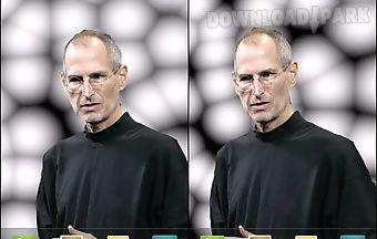 Steve jobs live wallpaper