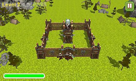 tower defence: castle sieges 3d