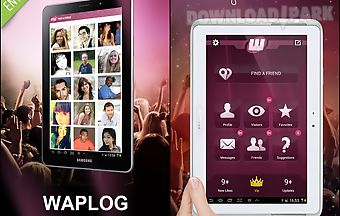 Waplog chat dating meet friend