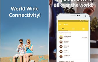 🏅waple-wifi sharing platform