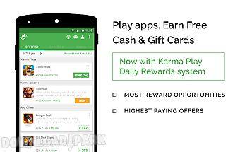 Appkarma rewards & gift cards