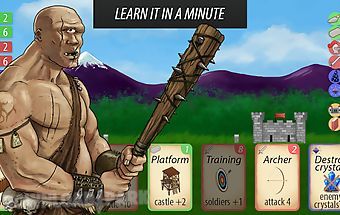 Castle siege: fantasy battles