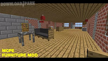 Furniture mod for mcpe Android Aplicación gratis descargar Apk