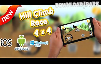 Mountain climb racing : 4x4