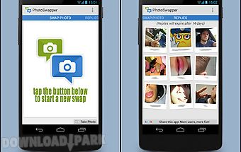 Photoswapper - photo chat