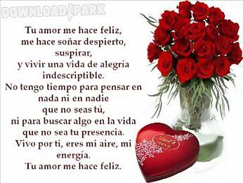 Poemas De Amor Con Imagenes Android Aplicacion Gratis Descargar Apk
