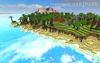 Tropical craft: jungle story