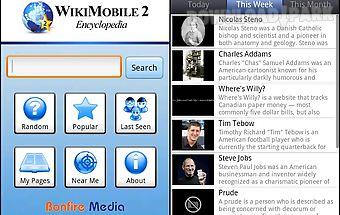 Wikimobile 2 (for wikipedia)
