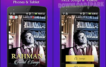 A r rahman tamil songs