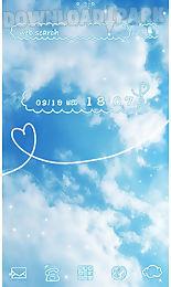 cute theme-sky above-