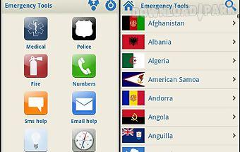 Emergency tools