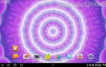 Magic photo kaleidoscope lwp