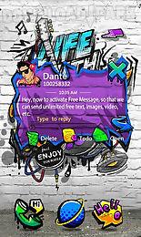 (free) go sms music life theme