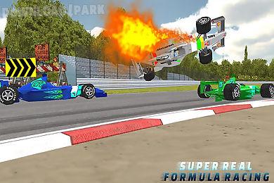 fast formula car racing 3d