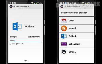 Mail reader for msn outlook™