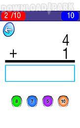 math practice flash cards free