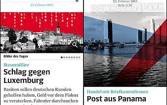 Süddeutschezeitung zeitungsapp